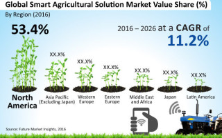 Smart farming and the global food supply