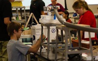 Bringing creative engineering to students