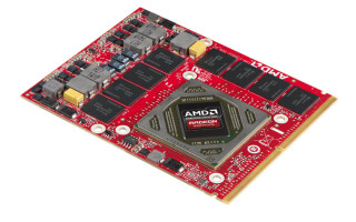 AMD energizes embedded graphics applications