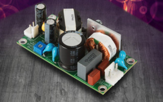 electronica: XP Power reduces AC/DC supply footprint by 44 percent
