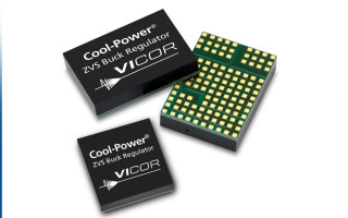 New Cool-Power ZVS Buck Regulator Extends Vicor?s 48V Direct-to-Point of Load Portfolio