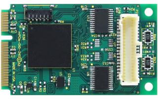 PCI Express Mini Cards Offer Flexible Digital I/O Expansion