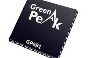 GreenPeak and ZigBee open doors to the smart home