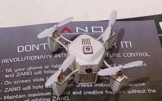 Lantronix Wi-Fi chip powers mini drone relay