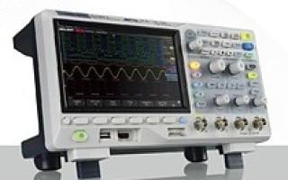 "Saelig Intros Economical 4-Channel 100/200MHz Siglent SDS1000X-E ""Super Phosphor"" Oscilloscopes"