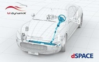 dSPACE and MdynamiX Intensify Their Collaboration