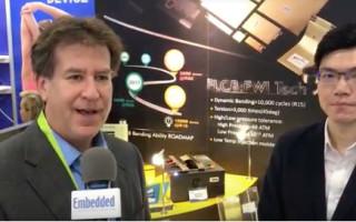 CES 2018: ProLogium Bendable Batteries Flex Their Muscles at CES 2018