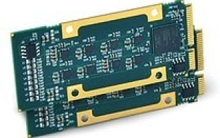 Acromag's new high-speed D/A converter voltage waveform output mezzanine board