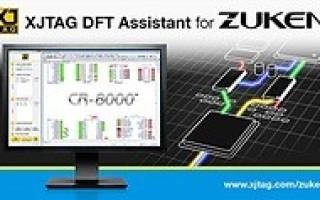 XJTAG Announces DFT Assistant for Zuken CR-8000 PCB design suite