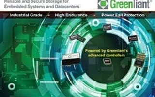 Greenliant to Showcase Latest High Reliability Micro SSDs at embedded world 2018