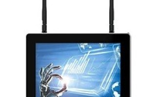 8-inch or 10.4-inch Baytrail J1900 P-cap. touch panel PC for in-vehicle applications