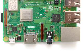 For the Professional Maker: Raspberry Pi 3 B+ boosts the Pi 3?s processing and communication capabilities