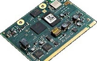 NXP QorIQ LS1012A Layerscape ARM Cortex-A53 Communications Processor on efus A53LS