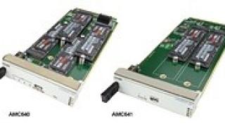 VadaTech announces NVMe HBA AMC modules with dual/quad M.2 SSD's