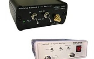 Saelig introduces modulated RF power amplifiers for pre-compliance testing