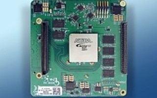 Critical Link's Arria 10 SoC Embedded Imaging Processor Board-MitySOM-A10S-DSC