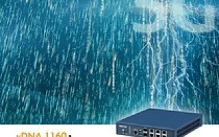 Desktop appliance vDNA 1160 smooths the transition to 5G