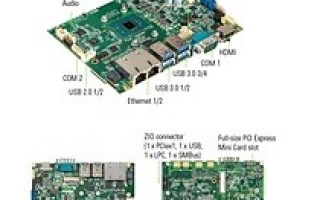 "Axiomtek Rolls Out CAPA313 - A Fanless, Feature-rich 3.5"" Embedded Board"