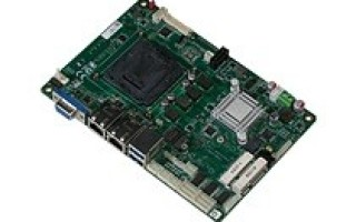"All the power of a Mini-ITX SBC on a 4"" board - the AAEON EPIC-KBS8"