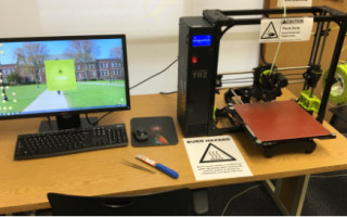 For the Professional Maker: 3D-Printing, Ready for Your Prototyping Needs