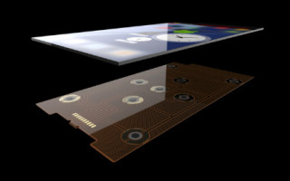 Peratech's force sensitive sensor provides more functions for mobile devices