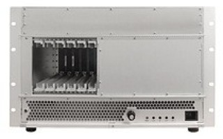 New 5-slot OpenVPX Rackmount Chassis Features Conduction-Cooled Card Guides