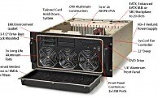 Chassis Plans Launches Rugged HPC Computer Systems for harsh environments and mobile applications