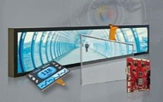 DATA MODUL at Electronica - complete visual solutions competence