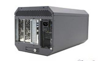 PORTWELL HARNESSES INTEL XEON/CORE PROCESSING POWER FOR ITS NEW GPU 4U SERVER