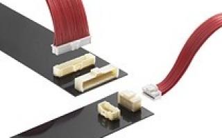 Molex Releases New Pico-Clasp Wire-to-Board Connectors