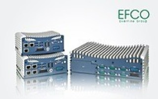 EFCO Announces the First Industrial Embedded Vision System With Artificial Intelligence Monitoring and Predictive Maintenance Via the New EK