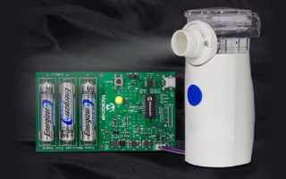 Breathe Easier: Using Core Independent Peripherals to Design a Cost-Effective Drug Delivery Device