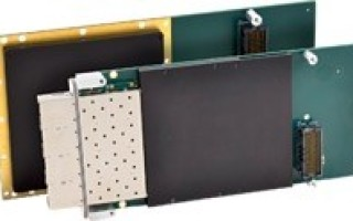 New 10-Gigabit Ethernet XMC Modules Feature Quad SFP+ Ports or Dual XAUI Rear I/O and Support for a PCIe x8 Gen3 Interface
