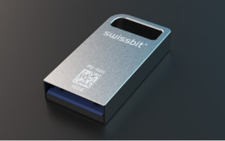 Swissbit to Demonstrate Crypto-Enabled Flash Memories Using Raspberry Pi at embedded world 2019