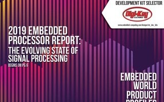 Embedded Computing Design Spring 2019