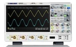 Economical Siglent SDS5000X 350MHz-1GHz Oscilloscopes Introduced by Saelig