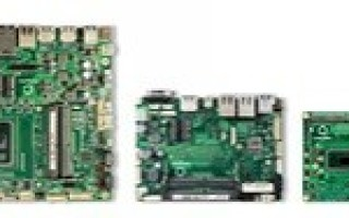congatec presents 8th Gen Intel Core Mobile processors on embedded form factors