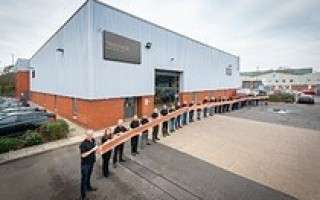 World's longest multilayer flexible printed circuit spans 26m metre (85 feet) wings of unmanned aerial vehicle