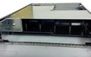 2U MicroTCA Chassis from Pixus Technologies Has Rugged Features