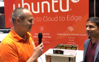 GTC 2019: Accelerating AI Performance, Ease of Use with Ubuntu and NVIDIA DGX