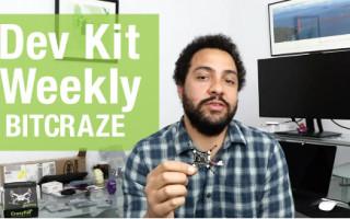 Dev Kit Weekly ??Bitcraze.io Crazyflie 2.0 Drone Development Kit