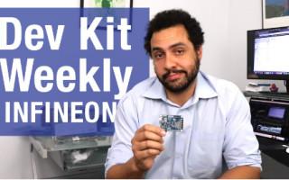 Dev Kit Weekly ??Infineon iMOTION Modular Application Design Kit