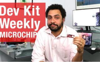 Dev Kit Weekly ? Microchip PIC-IoT WG Development Board
