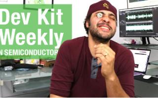 Dev Kit Weekly: ON Semiconductor RSL10 Sensor Development Kit