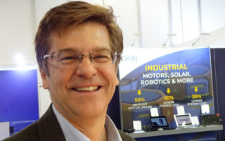 Going for GaN ? Jim Witham of GaN Systems at PCIM 2019