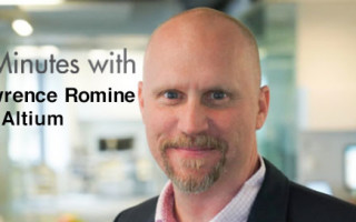 Five Minutes With Lawrence Romine, VP, Altium