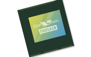 OmniVision Releases Image Sensor with Tiny BSI Global Shutter Pixel