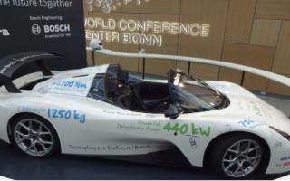 Driving Toward the Future at ELIV 2019