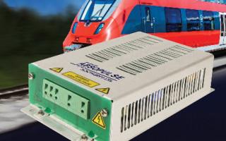 ABSOPULSE's 50W railway converter touts high conversion efficiency, power density