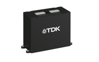 TDK's latest power capacitor tech serves wide-bandgap device designs